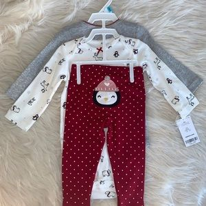 NWT Carter's Baby 3 Piece Size 6 months